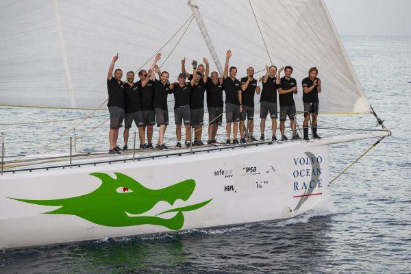 Crew of Mirpuri Foundation arrive in Barbados