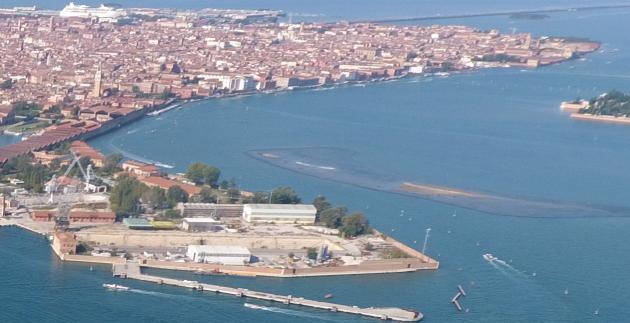 marina in Venice