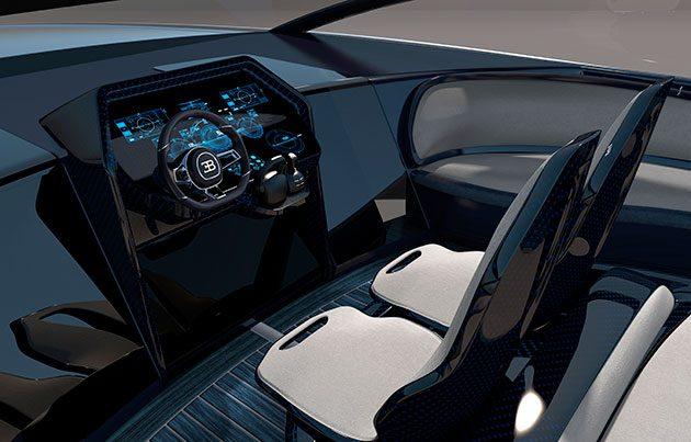 pictures: bugatti's new luxury sport yacht - niniette 66 - ybw