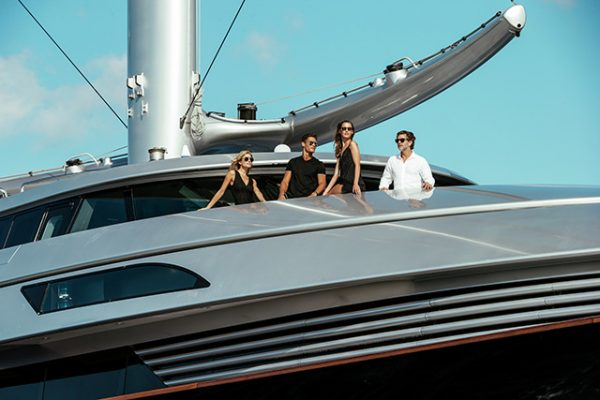 America S Cup The World S Most Luxurious Charter Yachts To Watch