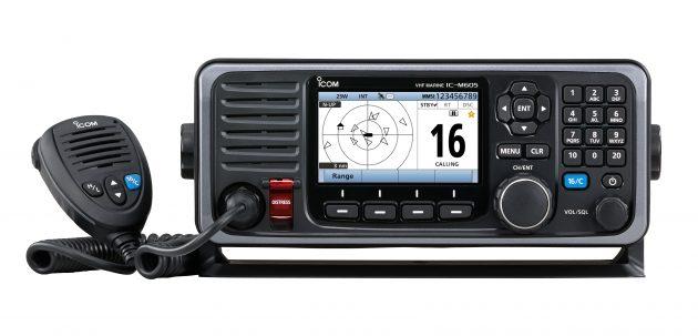 Multi-station VHF Radio