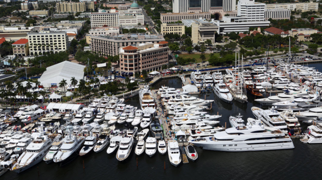 Palm beach international boat show 2017 gets underway ybw for International builders show 2017 exhibitors