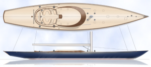 Spirit Yachts is building its second superyacht, Spirit 111'