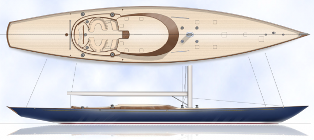 Spirit Yachts is building its second superyacht, Spirit 111'