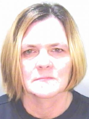 Mug shot of Roxanna Bridgland convited of fraud from Cleethorpes Rescue Service