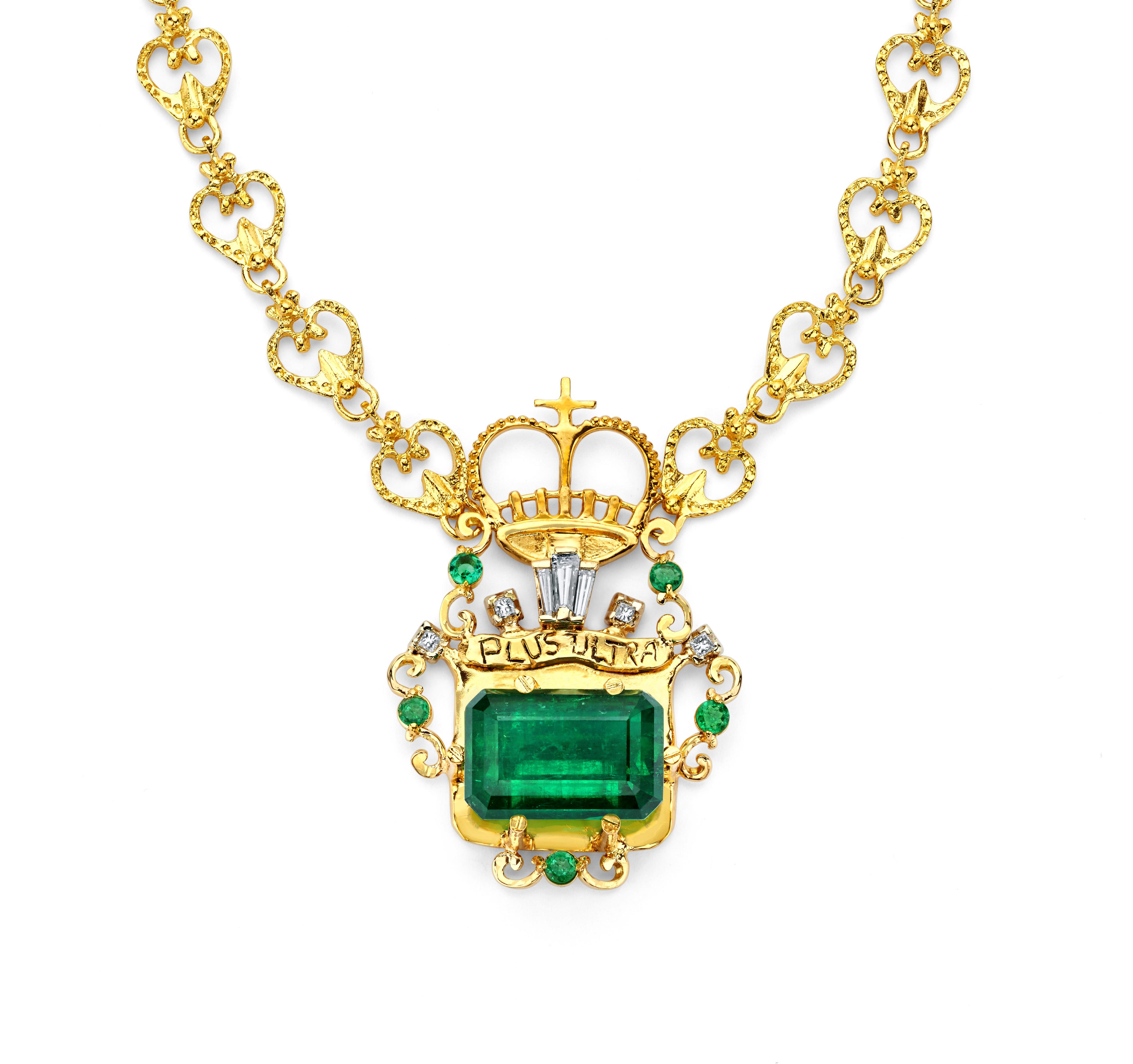 Emeralds discovered on the Spanish galleon Nuestra Señora de Atocha
