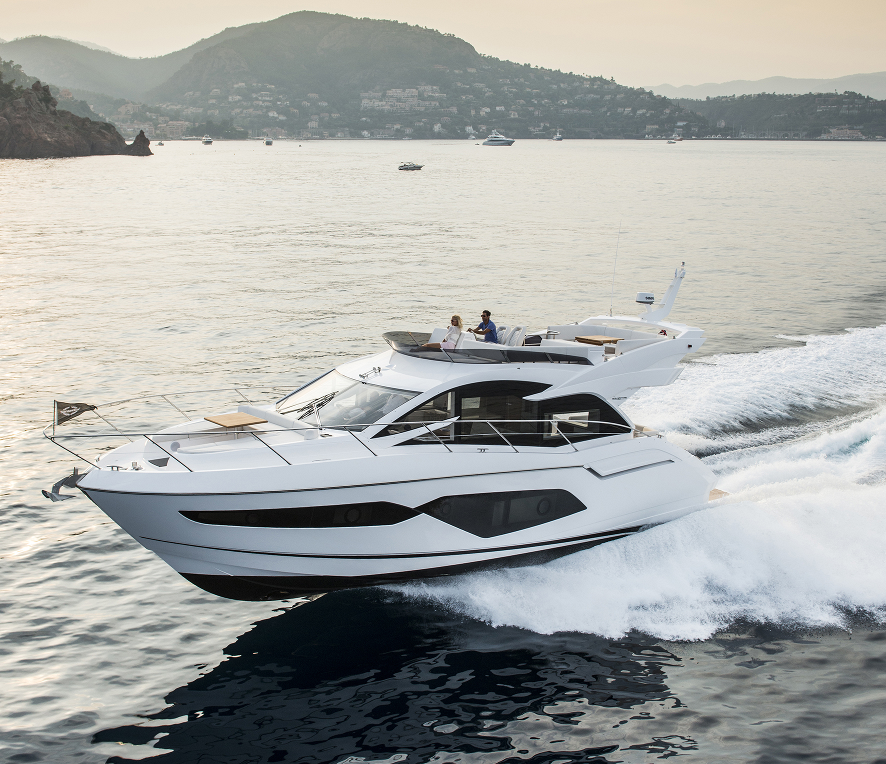 Sunseeker Manhattan 52 is named company's fastest selling model - YBW