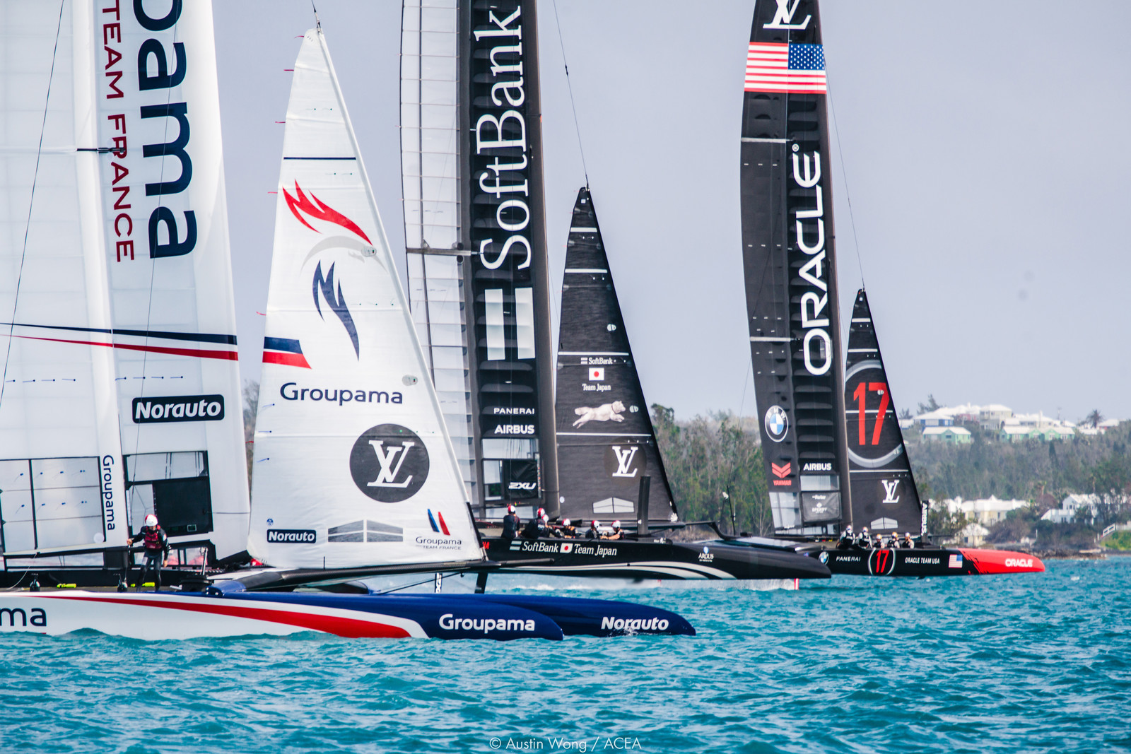 Land Rover Southampton >> America's Cup: how does it work? - YBW