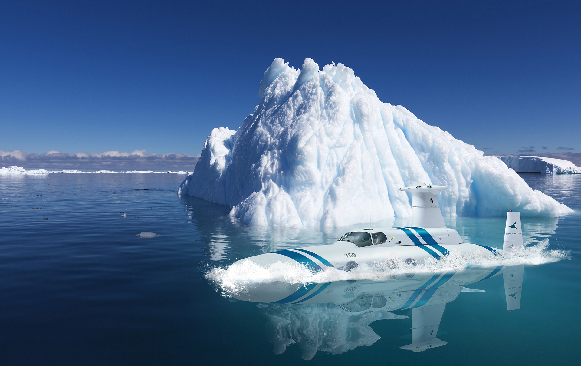 Pictures The Ultimate Luxury Submarine Neyk Ybw