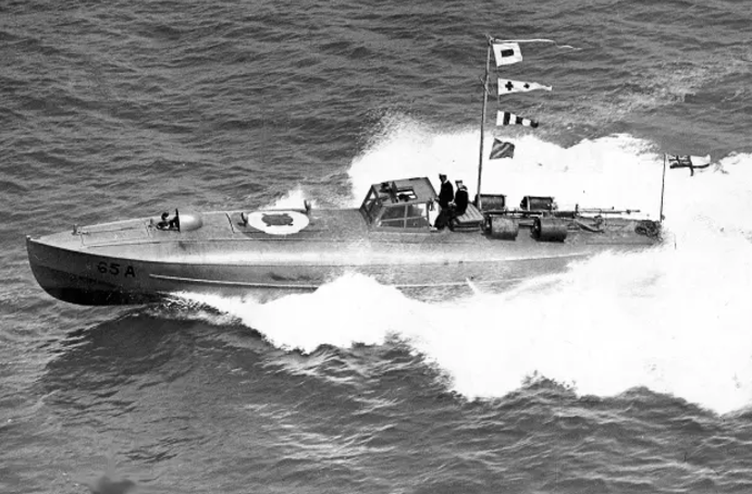 Time Running Out To Save The Last Ww2 55 Foot Coastal