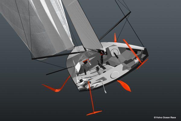 New offshore racer for the Volvo Ocean Race