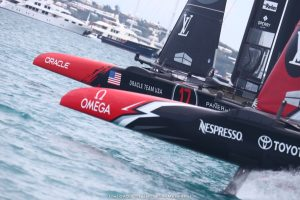 America?s Cup Latest: ORACLE TEAM USA fight back?but will it be enough?