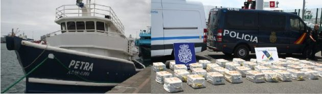 Drugs, like cocaine and heroin, have been seized by the NCA in the last 10 months