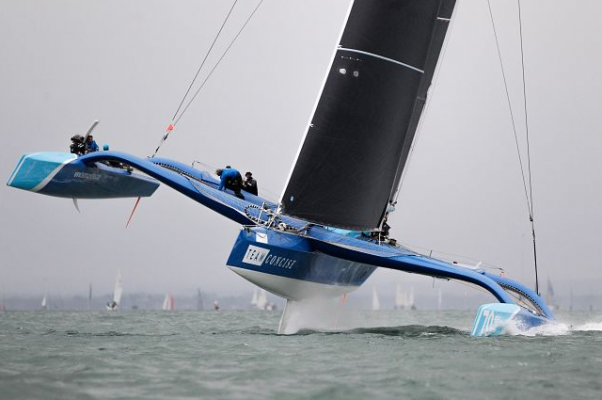 New Round the Island Race record holders, Concise 10