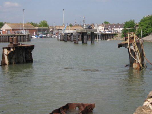 Harbour at Queenborough