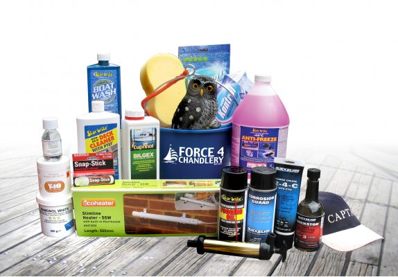 picture of sailing supplies