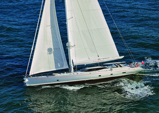 10 Of The Most Expensive Sailing Yachts In The World Ybw