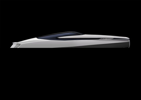 render of a Fairline Yachts boat - Fairline 33