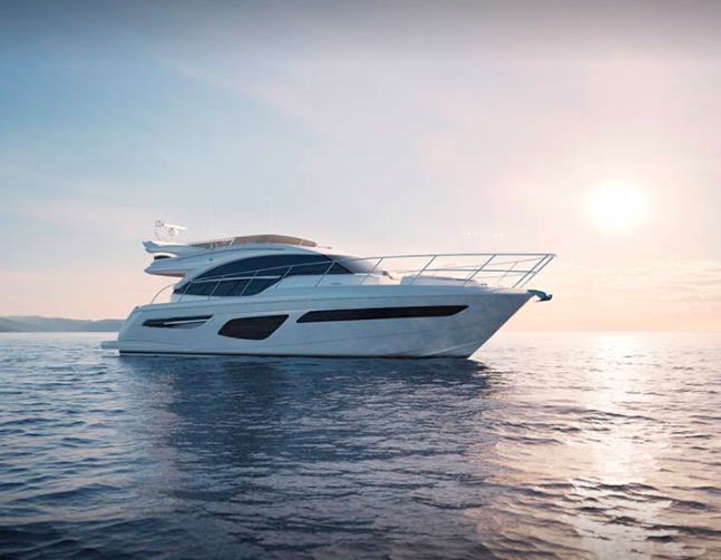 All New Princess Yachts Owners Now Get A Lifeline Ybw