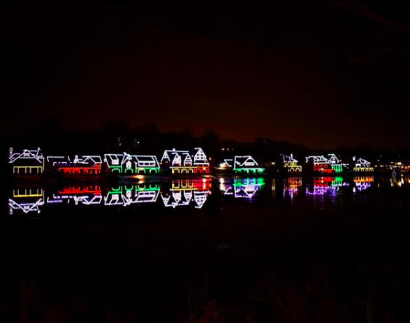 Pictures Boats At Christmas Ybw