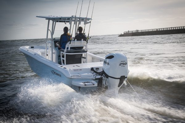 Honda Marine unveils improved BF200, BF225 and BF250 V6 outboard