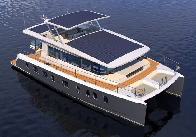 Cannes Boat Show Silent Yachts Catamaran Silent 55 Makes World Debut At The Show Ybw