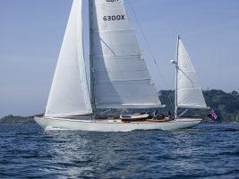 Spirit 63DH on water