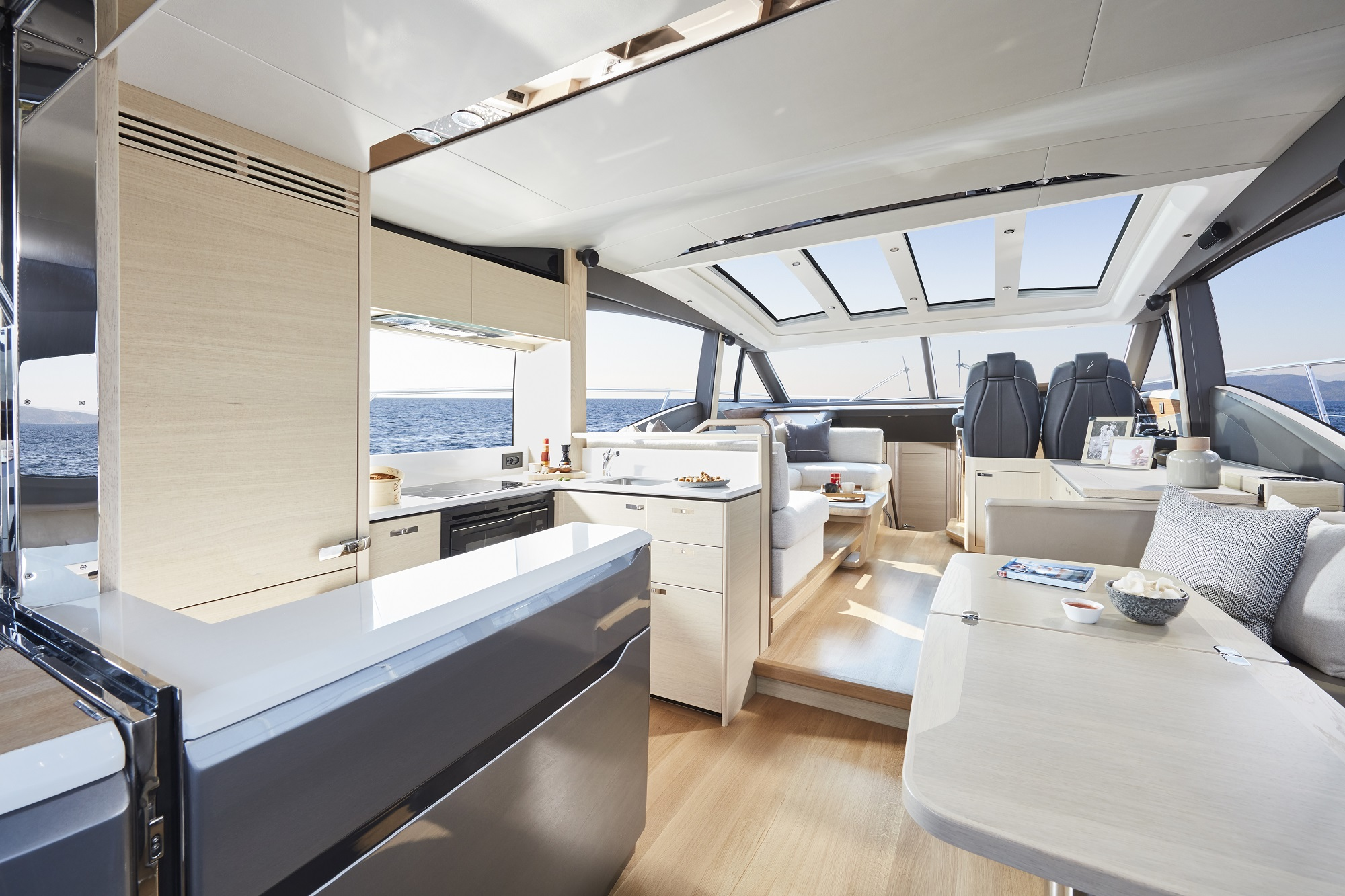 Cannes Boat Show: Silent-Yachts' catamaran Silent 55 makes