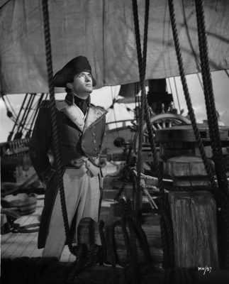 Still still from Captain Horation Hornblower