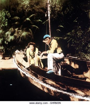 Still still from African Queen