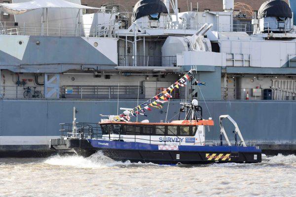 River Thames vessel Thame