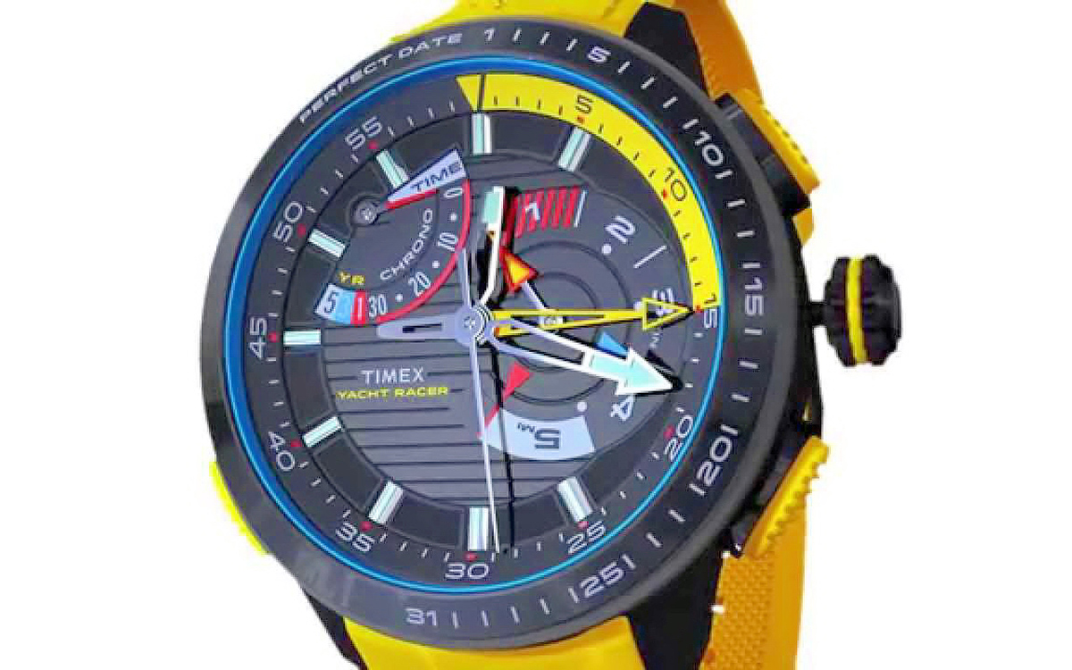 Timex-Intelligent-sailing-watch