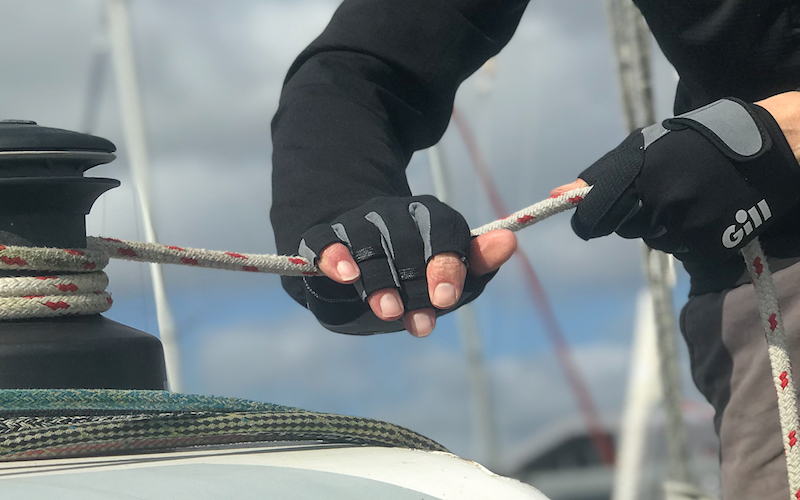 Gill Deckhand and Championship review: Minimalist sailing gloves tested