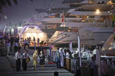 Is there room for another Yacht Show?