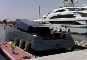 Live from the Abu Dhabi Yacht Show