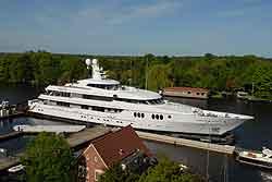 Royal Van Lent launches 65m Feadship