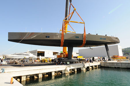 Wally Launches Y3K in Ancona