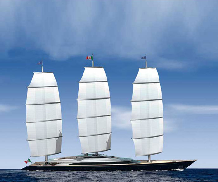 Clipper Falcon Rig