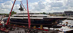 Oceanco launches latest project