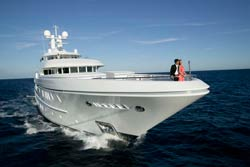 Charter group acquires new 200 foot Lurssen, Solemates