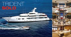 Feadship-built Trident sold following an asking price of €87m