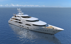 Diana Yachts unveil the final yacht of their '3 Times A Lady' series