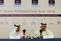 Record 41 premieres at Dubai International Boat Show