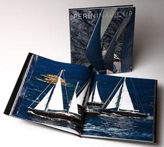 The Perini Navi Cup retold in beautiful book