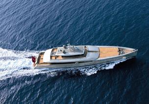 Picchiotti Exuma wins 'Motor Yacht of the Year' 2011