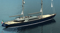 Perini Navi Group win sales contracts for 60m sailing yachts