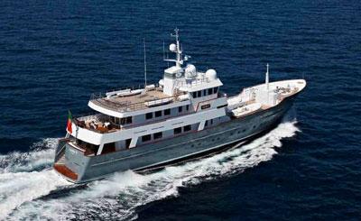 JFA Yachts releases Axantha II