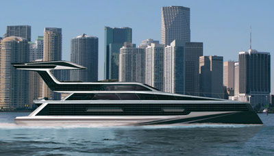 Make way for the world's first carbon neutral superyacht