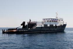 50m motoryacht Mystere delivered