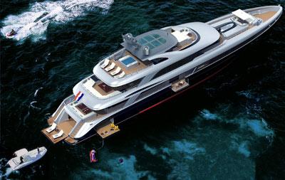 Jongert Shipyard presents two new models
